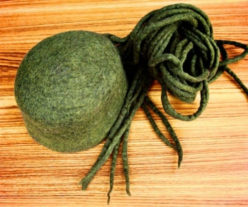 Nepali Dreadlock Hat